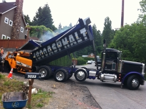 Asphalt Paving Services in Puyallup WA - Roads Paving - 1