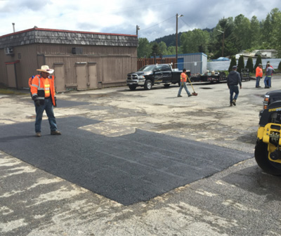 Asphalt Company Serving Shoreline WA - Roads Paving - commercial2