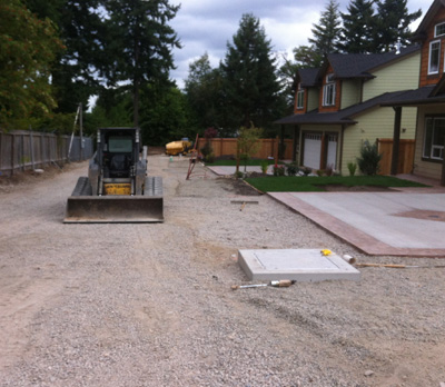 Residential Paving: Seattle Asphalt & Driveway Repair | Road's Paving - grav1