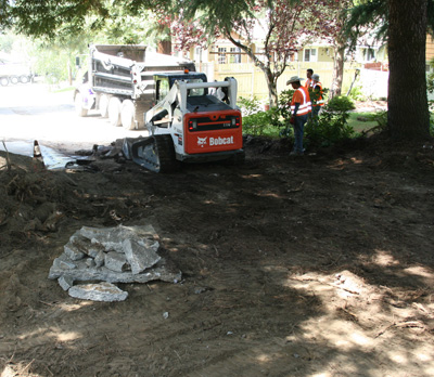 Residential Paving: Seattle Asphalt & Driveway Repair | Road's Paving - gravel1