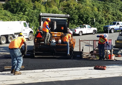 Paving Contractor Near South Hill WA - Roads Paving - patch1