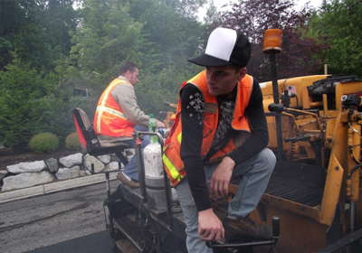 Seal Coating Contractors in Washington - Roads Paving - servi1